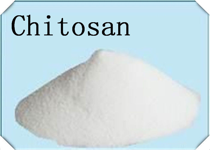 CAS 9012 76 4 Chitosan Oligosaccharide Insoluble In Water Cosmetic Pharma